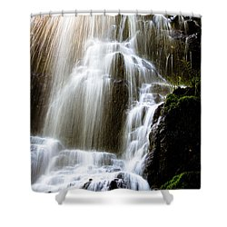 Fairy Falls Shower Curtain