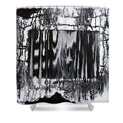 Magic Rectangle Shower Curtain