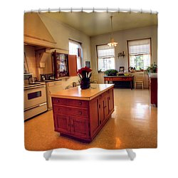 Glensheen Mansion Duluth Shower Curtain