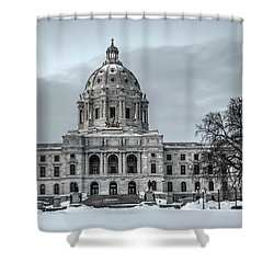 Minnesota State Capitol St Paul Shower Curtain