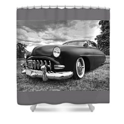 52 Hudson Pacemaker Coupe Shower Curtain