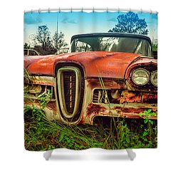 58 Edsel Shower Curtain