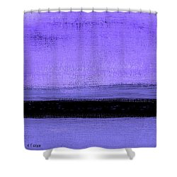 Hues Shower Curtain