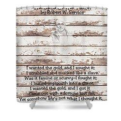 Spell Of Yukon Shower Curtain