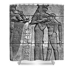 Cleopatra Vii (69-30 B.c.) Shower Curtain by Granger