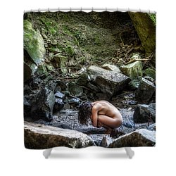 Intimations Of Immortality Shower Curtain