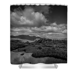Langdale Shower Curtain