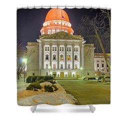 Madison Capitol Shower Curtain