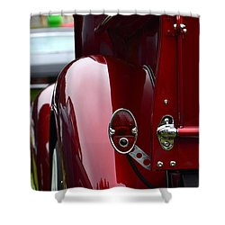 Classic Chevy Pickup  Shower Curtain by Dean Ferreira