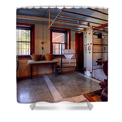 Glensheen Mansion Duluth Shower Curtain by Amanda Stadther