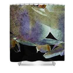Orchids In Charming Color Shower Curtain
