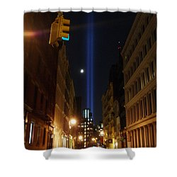 9-11-2013 Nyc Shower Curtain by Jean luc Comperat