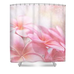 Shower Curtain featuring the photograph Aloha by Sharon Mau
