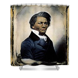 Frederick Douglass Shower Curtain by Granger