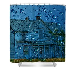 Shower Curtain featuring the photograph A Bit Of Whimsy For The Soul... by Liane Wright