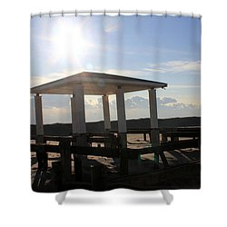 A Brand Newday Shower Curtain