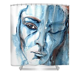 A Case Of You Shower Curtain