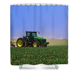 A Day On The Farm Shower Curtain