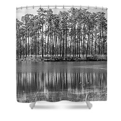 A Dream Of Fantasy Island Shower Curtain by Rene Triay Photography