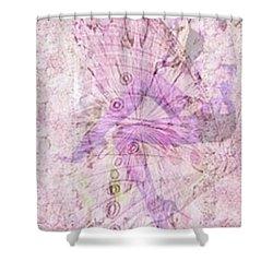 A Flirt Shower Curtain