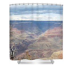 A Grand Canyon Shower Curtain