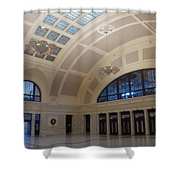 A Grander Day Shower Curtain