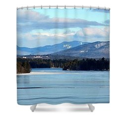 A Land Of Beauty Shower Curtain