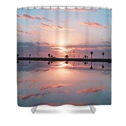 A Little Piece Of Heaven Shower Curtain