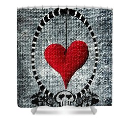 A Love Story 5 Shower Curtain