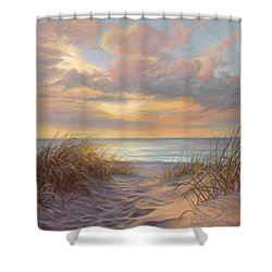 A Moment Of Tranquility Shower Curtain