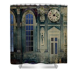 A Night At The Palace Shower Curtain by Sarah Vernon