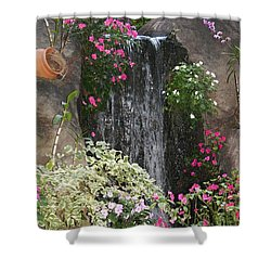 A Place Of Serenity Shower Curtain