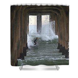 A Rite Of Passage Shower Curtain