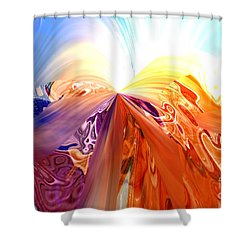 A Royal Priesthood Shower Curtain