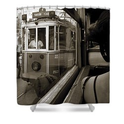 A Streetcar Named Desire Shower Curtain