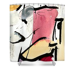 A Thing Of Beauty Shower Curtain