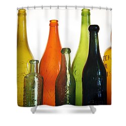 A Thirst For Timelessness Shower Curtain by Holly Kempe