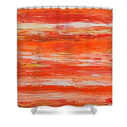 A Thousand Sunsets Shower Curtain