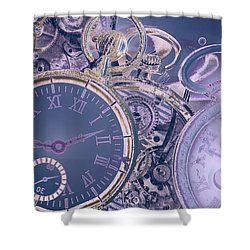 A Time Of Memories A Time Of Forgetting  Shower Curtain