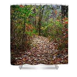 A Walk To Remember Shower Curtain