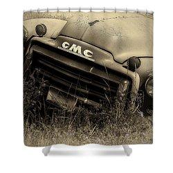 A Weather-beaten Classic Shower Curtain