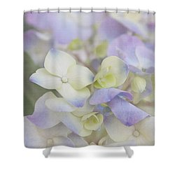 A Whisper Shower Curtain by Kim Hojnacki