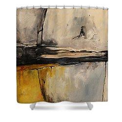 Ab06us Shower Curtain