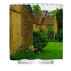 Abbey Shower Curtain