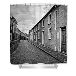 Abbey Lane Shower Curtain