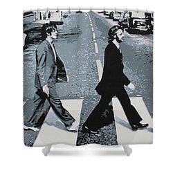 Abbey Road 2013 Shower Curtain