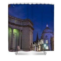 Aberdeen Art Gallery Shower Curtain