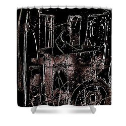 Abidjan Shower Curtain