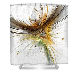 Abstract 100 Marucii Shower Curtain