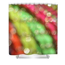 Abstract 11 Shower Curtain by Tony Cordoza